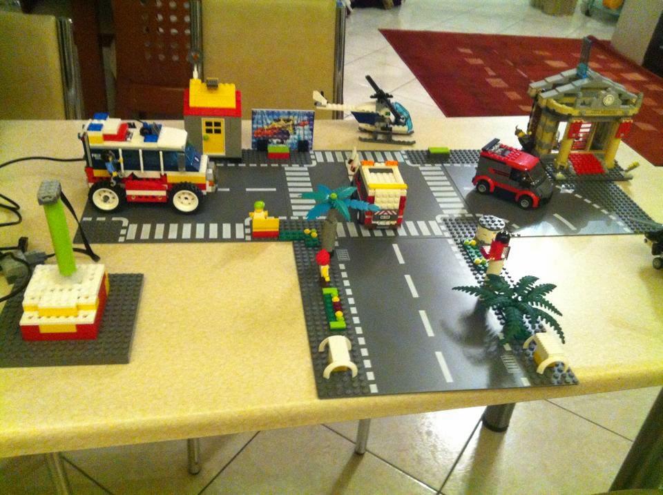 Lego We do WRO